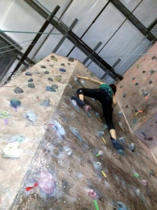 2013.01.26 2nd Indoor Climbing 2